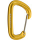 Black Diamond Neutrino Carabiner Yellow